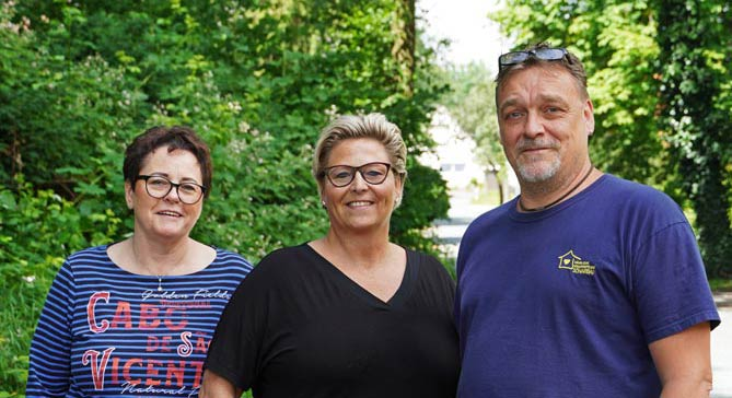 Stefanie Fuchs-Rabe, Manuela & Michael Müller